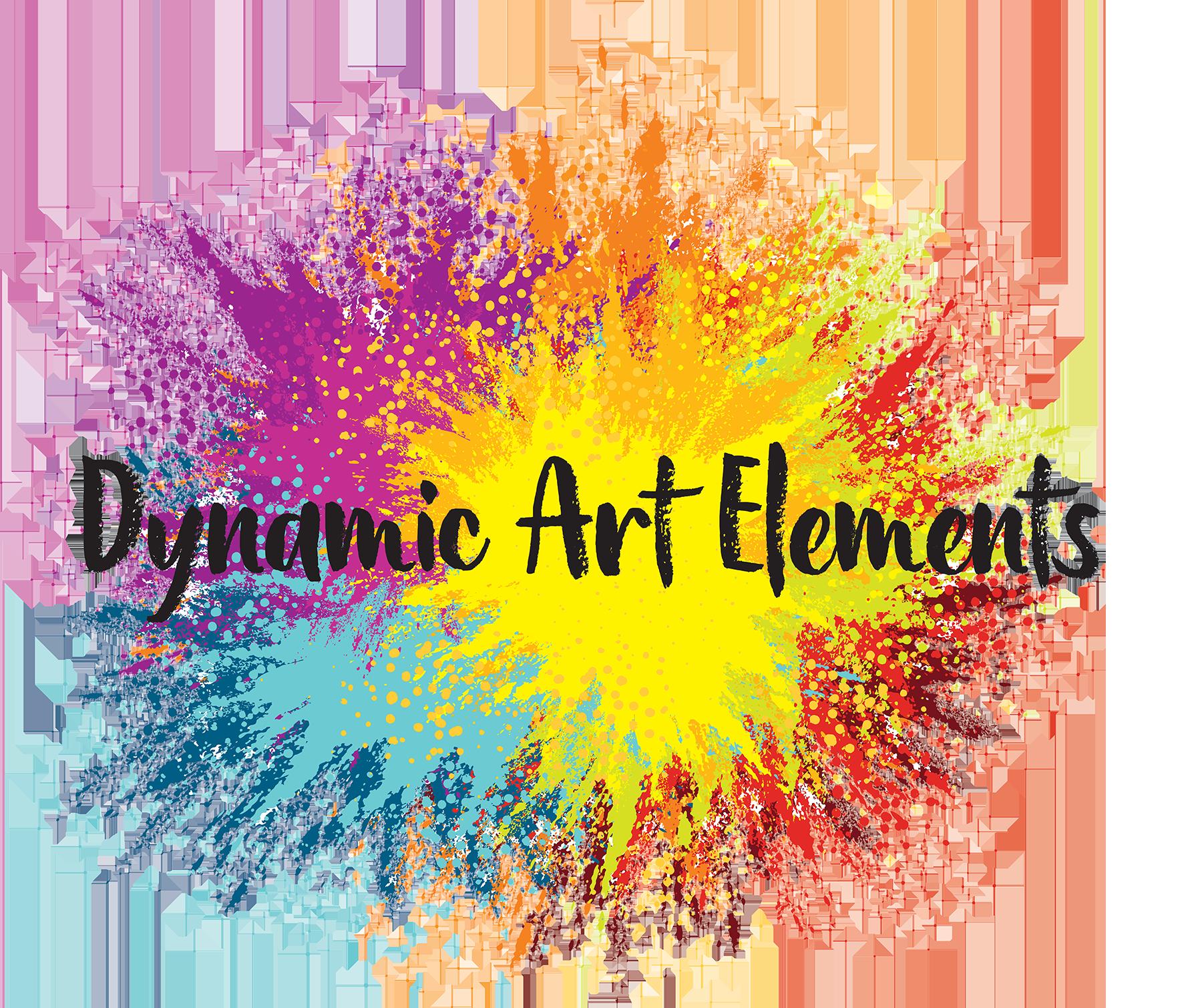 Dynamic Art Elements